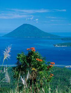 Bunaken National Marine Park,Sulawesi island, Indonesia: