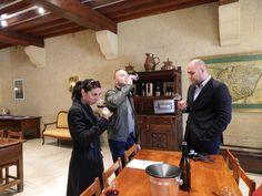 Като ценител на качествените вина,  екипът на един от най-добрите ресторанти във Варна се впечатли от селекцията на Chateau Mont Redon À Chateauneuf Du Pape.