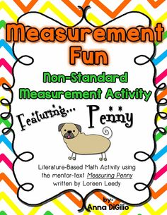 Check out my blog post on non-standard measurement :)