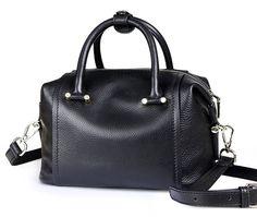 QIWANG Genuine Leather Handbags Hobo Bags Tote Shoulder Bags Crossbody Handbags