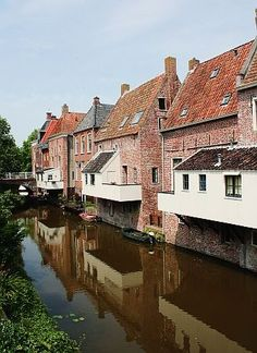 Appingedam, Groningen.  my family's origins are from here...