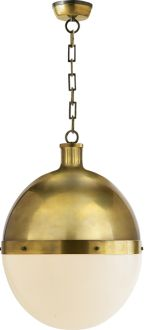 """Share  extra large hicks pendant  item # TOB5064  