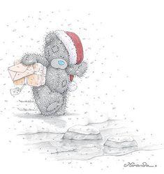 Tatty Teddy Website | Send a Christmas wish