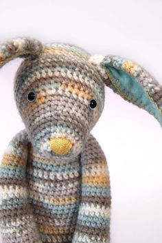 Ravelry: Bonnie the Bunny pattern by Aphra Dowell-Jones
