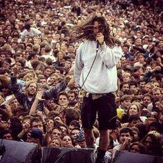 Eddie Vedder, Pearl Jam: 90s.