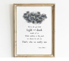 Harry Potter Quotes Poster – Magic Paperie Harry Potter Wall Art, Harry Potter Set, Harry Potter Quotes, Harry Potter Printables, Photo Printing Services, Printable Quotes, Quote Posters, Light In The Dark, Hogwarts