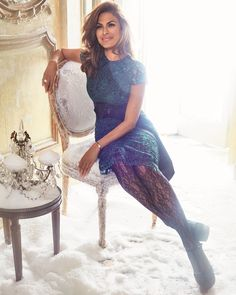 A classic lace dress is a must-have in your holiday dress wardrobe. Get the look with the Maria Dress from our Eva Mendes Collection. Exclusively at New York and Company.
