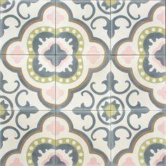 Marrakech design - love their tiles!