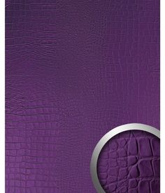 WallFace 16415 CROCO NOVA Wall panel leather interior decoration luxury wallcovering self-adhesive violet Leather Wall Panels, 3d Wall Panels, Wood Panel Walls, Interior Decorating, Interior Design, Decorative Panels, Wall Treatments, Leather Design, Architecture