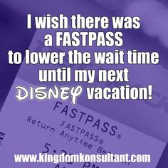 Ultimate Disney Fastpass