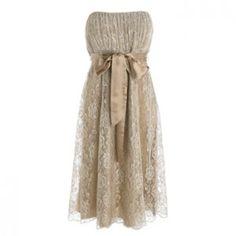 Vintage Bridesmaid Dress- just in shades of grey?...w/a halter/shoulder strap?