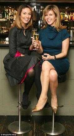 Kate Garraway & Emma Crosby