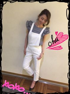 new style♡ andcouture⤴︎ Overalls, Couture, Pants, Style, Fashion, Trouser Pants, Swag, Moda, Stylus