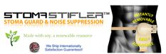 Stoma Stifler™- ostomy supplies and ostomate products. Ostomy appliance and ostomy bag belt kit for colostomy, ileostomy and ostomates.