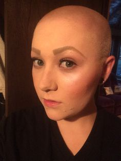 ... about bald on Pinterest | Bald Haircut, Bald Women and Shaved Heads