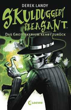 Mein Bücherregal und ich: [Rezension] Derek Landy - Skulduggery Pleasant: Da... Skulduggery Pleasant, Master Chief, Book Worms, Cover, Monster Trucks, Fantasy, Movie Posters, Fictional Characters, Baron