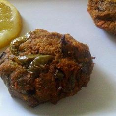 My vegetable burger,so delicious....more yummy than the meaty one...