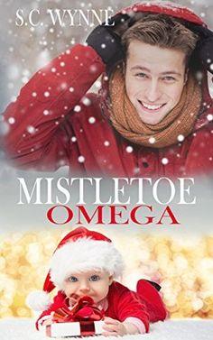 Lelyana's Book Blog: ARC REVIEW : Mistletoe Omega: Christmas Mpreg Roma...