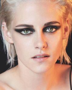 Kristen Stewart stars in Chanel Ombre Premiere Eyes campaign