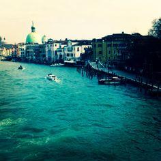 Canal Grande - Venecia - Italia