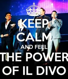 Il divo on pinterest always love you youtube and watches - Il divo rejoice ...