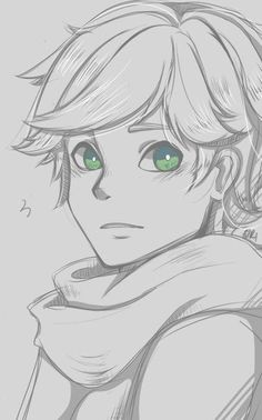 Find images and videos about miraculous ladybug, Chat Noir and Adrien on We Heart It - the app to get lost in what you love. Art Drawings Sketches Simple, Cute Drawings, Anime Girl Drawings, Manga Drawing, Cartoon Drawings, Miraculous Ladybug Fan Art, Miraclous Ladybug, Anime Sketch, Cute Art