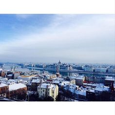 #snowing  #snowtime #budapest  #hungary #hellobudapest #citymoment #budapest #panorama #danube #wintertime #hungary  #winter #snow  Thx for the photo ---> @csencs  If you take a nice picture from Budapest, send us in instagram and if it is real good we will share it! @budapest_hungary  #budapest  #travel #instatravel  Follow us on Facebook: https://facebook.com/BudapestHungaryBlog