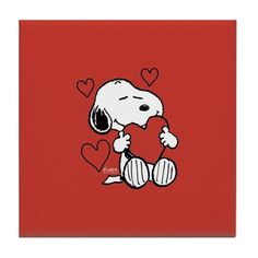 Snoopy Valentine's Day Rectangle Magnet Peanuts: Snoopy Heart Magnets by SnoopyStore – CafePress – Valentines Day İdeas 2020 Snoopy Valentine's Day, Snoopy And Woodstock, Snoopy Drawing, Valentines Day Drawing, Snoopy Pictures, Snoopy Quotes, Peanuts Snoopy, The Peanuts, Paintings