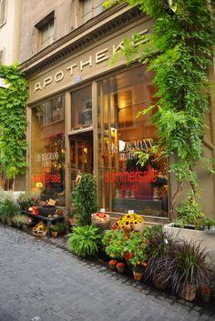 My favourite flower store ever!  Urs Bergmann Blumen  Zürich