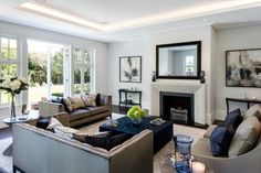 Living Room,  Coombe Hill Road, Kingston Upon Thames