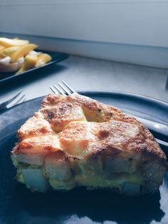 Spain tortilla