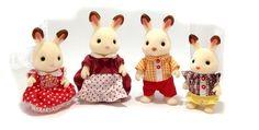 sylvanian families rabbit families  #sylvanianfamiles