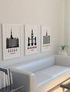 New York print wall art city poster Gift Home decor by Formanova