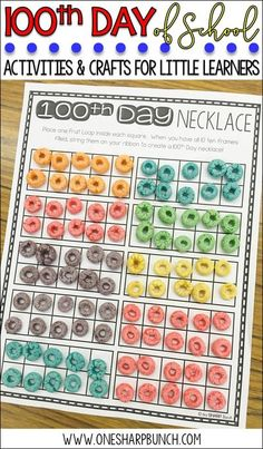Celebrate the 100th Day of School with these engaging 100th Day of School ideas, 100th Day of School activities and 100th Day of School crafts, including 100th Day of School crown, 100th Day of School necklace, 100th Day of School collection and more! They are sure to have your kiddos begging for more 100th Day of Kindergarten fun! Check out how this teacher adapted the 100th Day of School gumball machine craft to support her Kindergarten students! #100thday #100thdayactivities… 100th Day Of School Crafts, 100 Day Of School Project, 100 Days Of School, School Projects, School Ideas, 1st Grade Activities, Gumball Machine, Ten Frames, Little Learners