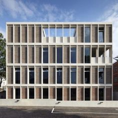 ORTUS,+home+of+Maudsley+Learning++by+Duggan+Morris+Architects