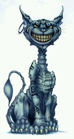 Mcgee Cheshire Cat