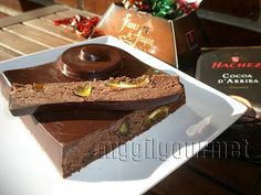 Food Fiction Zaragoza: TURRON DE MAZAPAN DE CHOCOLATE, CON HIGOS Y FRUTAS DE ARAGON