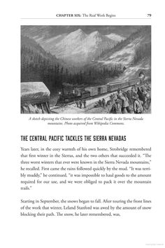 Events that Changed the Course of History: The Story of the Transcontinental Railway 150 Years Later Chinese American, American History, Book Background, Sierra Nevada, Change, Events, Writing, Google, Books
