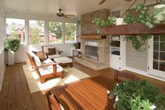Image result for screened in porch