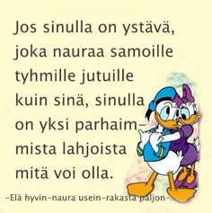 Ystävä. Finnish Words, Le Pilates, The Way I Feel, Story Of My Life, Happy Quotes, Wise Words, Reflection, Motivational Quotes, Friendship