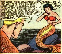 Mermaid Cartoon