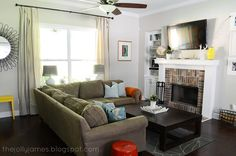 Friday Eye Candy: Your Place | Living Rooms