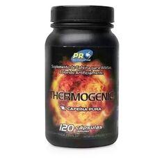 Thermogenic da Probiótica é um suplemento desenvolvido para atletas e composto por altas doses de cafeína 100% pura, uma substância vegetal estimulante. Thermogenic fornece 210 mg de cafeína por cápsula.  #ad #fitness #uvs  http://www.umavidasaudavel.com.br/store/thermogenic-millennium-120-caps-probiotica.html