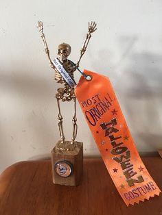 ~Ohio Thoughts~: DIY Costume Awards