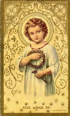 O Holy Christ Child, have mercy on us!