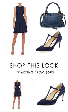 """""""casual dress up day 16"""" by sarahshawverisawesome on Polyvore featuring Akris and Chloé"""