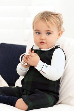Newborn Essentials from Ralph Lauren Baby