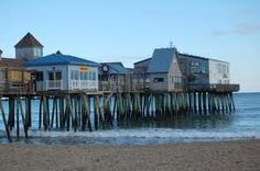Old Orchard Beach - The Pier