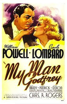 My Man Godfrey (1936). D: Gregory La Cava. Selected in 1999.