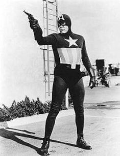 Undoubtedly, you are aware, fellow geek of Chris Evans' portrayal of Captain America in the Marvel Cinematic Universe (MCU). But what of Dick Purcell's Captain America? Marvel Comics, Marvel Heroes, Marvel Characters, Marvel Room, Marvel Vs, Book Characters, Comic Movies, Old Movies, Vintage Movies